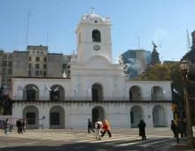 Cabildo de Buenos Aires - Plaza de Mayo