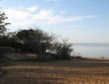 Palmar de Colon, la playa