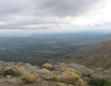 Merlo - vista desde el cerro