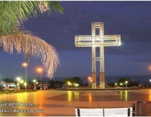 Cruz del norte Formosa