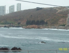 costa de Viñas del Mar