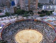 Plaza de Toros Santamaría