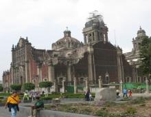 Catedral Mexico