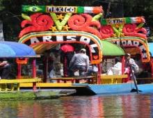 Xochimilco - Trajineras