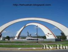 Monumento a la Identidad de Tehuacan