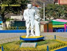 MONUMENTO A DANIEL ALCIDES CARRIÓN EN ABANCAY
