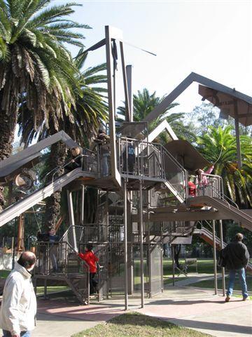 Jardin de los niños - juego de los sonidos - FOTO 2191